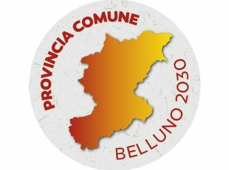 Logo lista Provincia Comune Belluno 2030